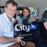Comentario de Damon L. en City Renta de autos en Cancun